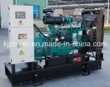 Generator silencioso Powered por Cummins Diesel Engine (25kVA-250kVA)
