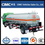 HOWO 25000L 석유 탱크 트럭 유조 트럭 5000 리터 연료