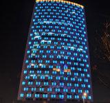 9W LED schützendes Geländer der Wäsche-Gefäß-Straße (SLX-24A)