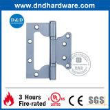 Porte ajustant la charnière d'éclat d'acier inoxydable