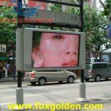 Écran chaud d'Afficheur LED de la publicité extérieure de HD Dijital P10