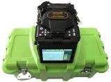 Encoladora caliente de la fusión del vendedor para el cable de fibra óptica