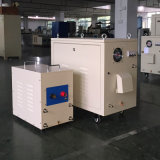Machine de pièce forgéee de chauffage par induction de billette en acier avec une plus grande bobine