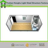 Het mobiele Modulaire de Bouw Geprefabriceerde Huis van de Structuur van het Staal/het Huis van de Container
