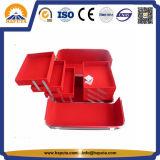 6つの皿(HB-2020)が付いているアルミニウム構成のオルガナイザーボックス