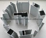 Guichet approuvé d'alliage d'aluminium de la CE modèle de niveau élevé