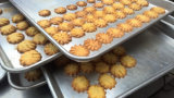Hongling Catering Equipment 2 Cubierta 4 Bandejas de la torta eléctrico Horno de cocina para restaurante