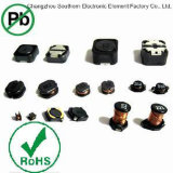 Inductor radial de la potencia de la bobina de estrangulación del Lgb para el LED con RoHS