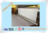 Strato bianco del PVC per la decorazione