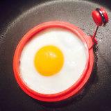 قلى مطبخ يطبخ أداة [هت-رسستنت] [فوود غرد] سليكوون بيضة [موولد]