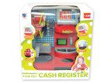 Elektrische Spielzeug-Registrierkasse täuschen das eingestellte Spiel-Spielzeug vor (H0009394)