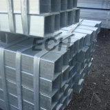 pipa de acero estructural cuadrada 200X200/250X250 y rectangular soldada con autógena milímetro