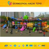Nuovo Kids Outdoor Playground per Small Backyard (A-15095)