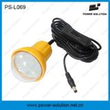 LED Solar Light con Phone Charger e Bulb