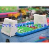 PVC膨脹可能なフットボール競技場のスポーツのゲームのサッカーのPaly商業競技場