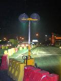 Erhöhung des im Freienbeleuchtung-Kontrollturms