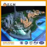 El modelo hermoso de /House del modelo del chalet/modelo de las propiedades inmobiliarias/toda la clase de fabricación de las muestras/de modelo del edificio de la alta calidad