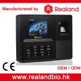 Système de présence Realand temps d'empreinte digitale avec des logiciels libres et Sdk