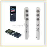 공부 또는 충족시키기를 위한 MP3 선수와 가진 직업적인 Denoise 휴대용 디지털 음성 기록병 (ID8818)