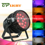 18X12W Zoom Wasserdichte 6in1 LED PAR Licht