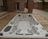 Europäisches CER Approved 380V Built in Hot Jacuzzi SPA