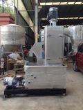 摩擦機能のプラスチック微粒の洗浄及び排水機械