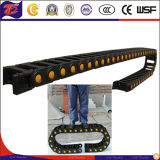 Plastic Industrial Drag Chain / Towline