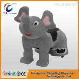 Het muntstuk stelde het Dierlijke Stuk speelgoed van de Rit van de Huisdieren van de Rit Zippy voor Jonge geitjes in werking