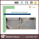 G603 свет - серые плитки пола камня гранита для напольного и крытого