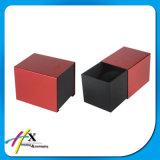 Подгонянная коробка лидирующего вахты металла упаковывая с выбитым логосом