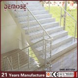 미리 틀에 넣어 만들어진 급료 304 강철 층계 담 (DMS-B22120)