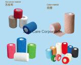 Self-Adhesive Elastic Bandage (Non-Woven или Cotton Materil)