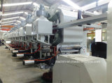 Auto máquina de impressão de alta velocidade do Rotogravure da cor do registo 8