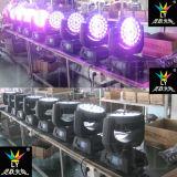 DMX LED DJ 가벼운 36X18W Rgbawuv 단계 디스코 이동하는 맨 위 급상승