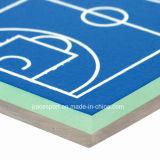 Im Freien Multifunktionstennis-Gerichts-Fußboden-Materialien