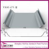 高品質Yx82-475カラー建築材料のための鋼鉄屋根瓦