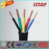 H052xz1-F cable de cobre, libre de halógenos, retardante de llama, cables de varios -CORE con el conductor de cobre flexible, aislamiento XLPE