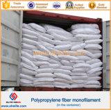 Monofilament van het polypropyleen pp Multifilament Concrete Vezel