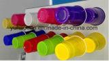 Tazas plásticas coloridas vendedoras calientes del nuevo diseño