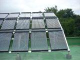 プールの暖房のための真空管のソーラーコレクタ