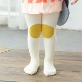 Nieuwe Hete Verkopende Katoenen van de Legging van de Goede Kwaliteit van het Jonge geitje van de Ontwerpen van de Douane Panty