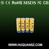 проблесковый свет сухой батареи алкалической батареи 1.5V AAA Lr03