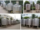 Volles Automatic 3000L Yogurt Fermentation Tank