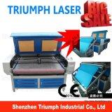 Автомат для резки лазера цены резца лазера ткани одежды автоматический подавая для кожи/ткани/тканья