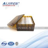 150UL Micro-Inserts para tubos de ensaio de Shimadzu Quality HPLC do tubo de ensaio de 1.5ml Autosampler