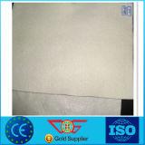Géotextile Thermoset de polypropylène non-tissé de fibre d'agrafe