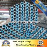 Großer Durchmesser Heiß-Tauchte galvanisierte CS geschweißte Stahlrohr-Größe ein