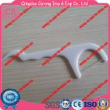 Dientes barato palo de plástico seda dental Recogida 1cm-2cm