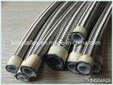Шланг SAE 100r14 шланга тефлона 5/16 дюймов PTFE гидровлический
