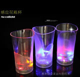 Plastic LED clignotant Coupe Champagne